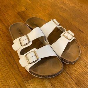 Sandals Sz 8 1/2